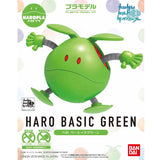 HaroPla #01 Haro Basic Green