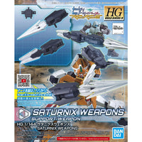 HGBD:R 1/144 #25 Saturnix Weapons