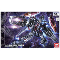 HGTB 1/144 Full Armor Gundam (Thunderbolt Anime Color)