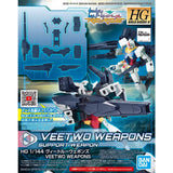 HGBDR 1/144 #002 Veetwo Weapons