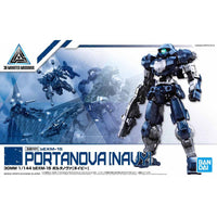 30MM 1/144 bEXM-15 Portanova [NAVY]