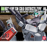 HGUC 1/144 #38 GM Cold Districts Type