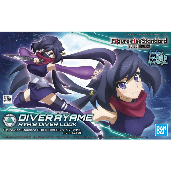 Figure-rise Standard Diver Ayame
