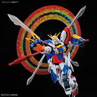 HiRM 1/100 God Gundam