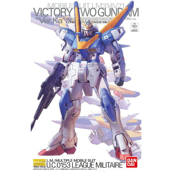 MG 1/100 Victory Two Gundam Ver Ka
