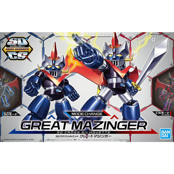 SDCS Great Mazinger