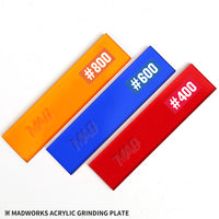 Madworks - Acrylic Grinding Plate Sanding Board