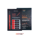 DSPIAE - CS-PB01 Push Broach Combination Set (0.1\0.15\0.3\0.5\1.0mm)