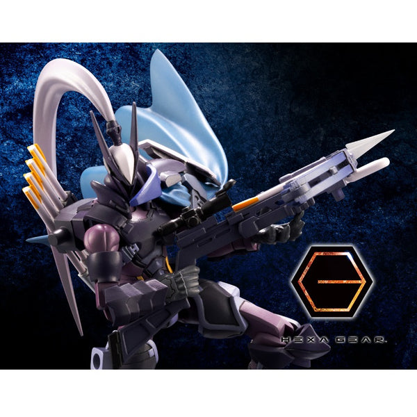 Hexa Gear Governor Ex Armor Type: Quetzal