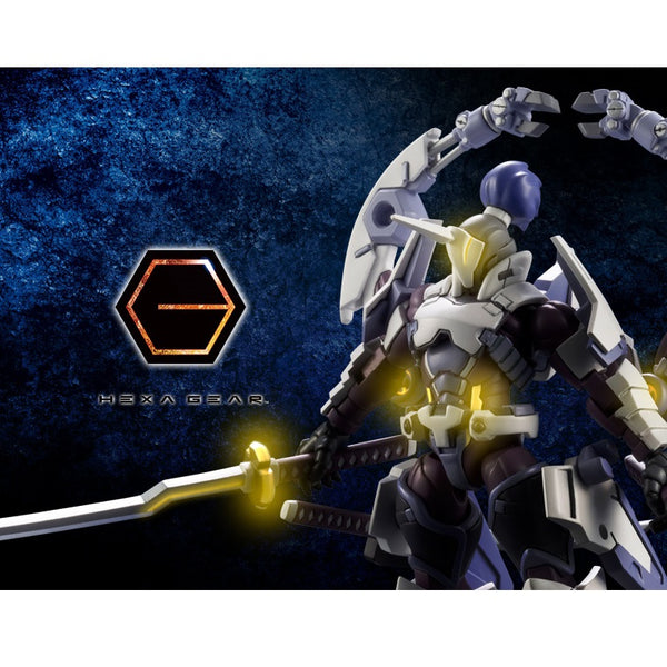 Hexa Gear Governor Ex Armor Type: Monoceros
