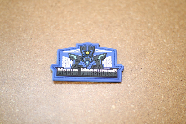 Mecha Warehouse PVC Patch