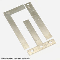 Madworks - Photoetch Ruler