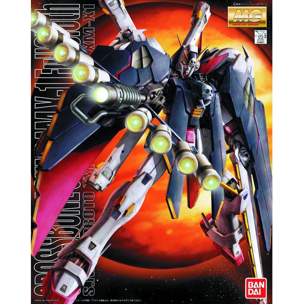 MG 1/100 Crossbone Gundam X-1 Full Cloth