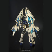 MG 1/100 RX-0 Unicorn Gundam 03 Phenex
