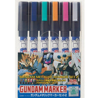 GMS-125 Gundam Metallic Market Set #2