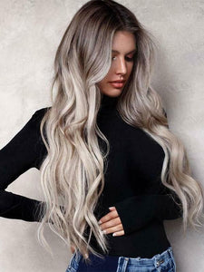 Beauty | Soft Wavy Blonde Wig