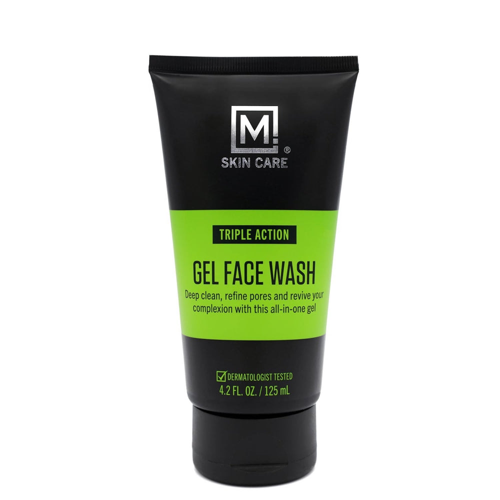 Triple Action Gel Face Wash