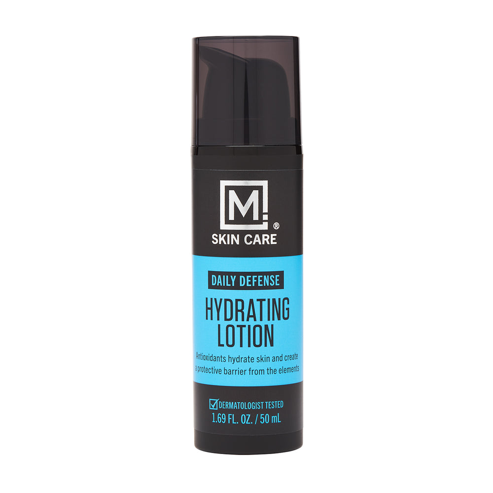 m. skin care hydrating lotion