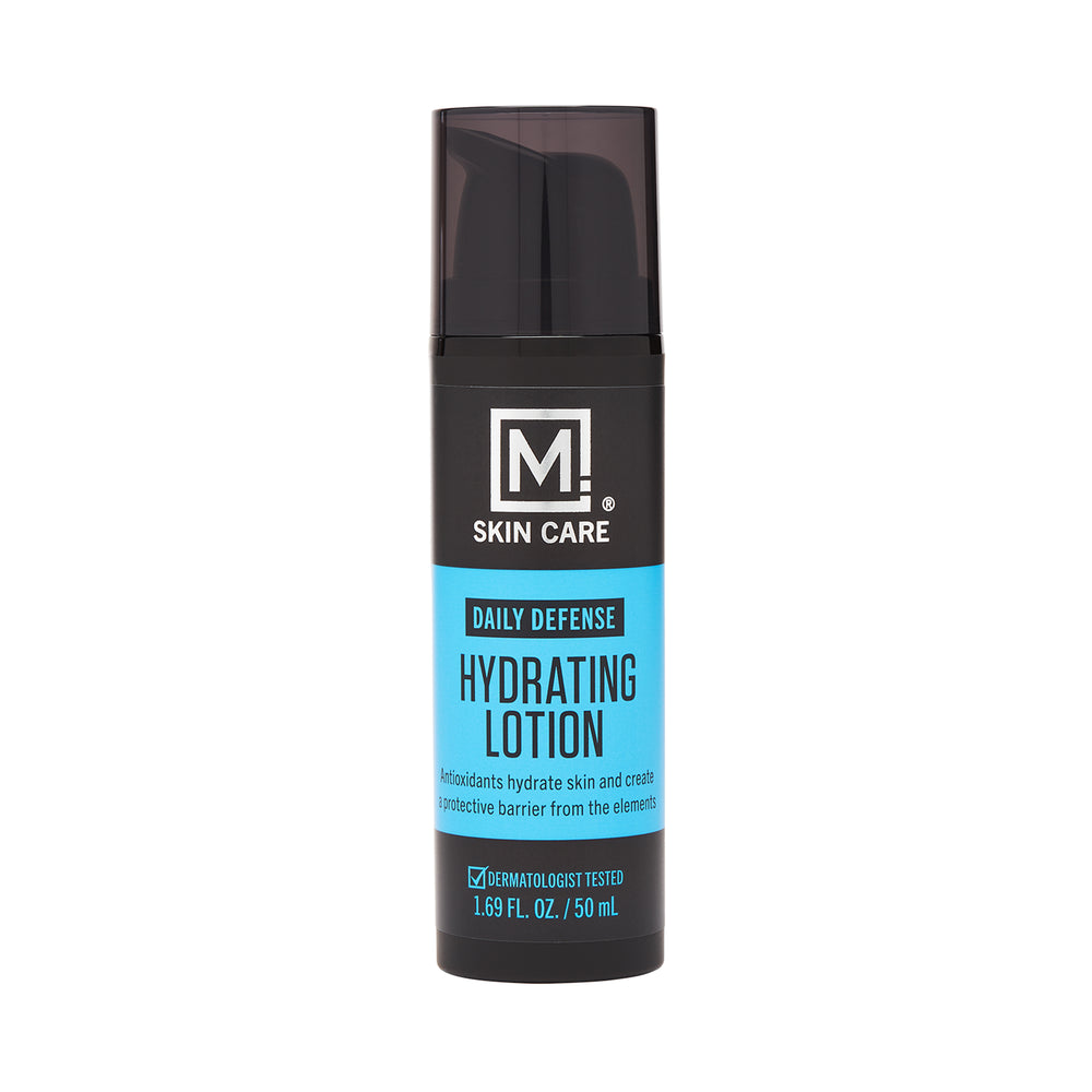 m skin care hydrating lotion
