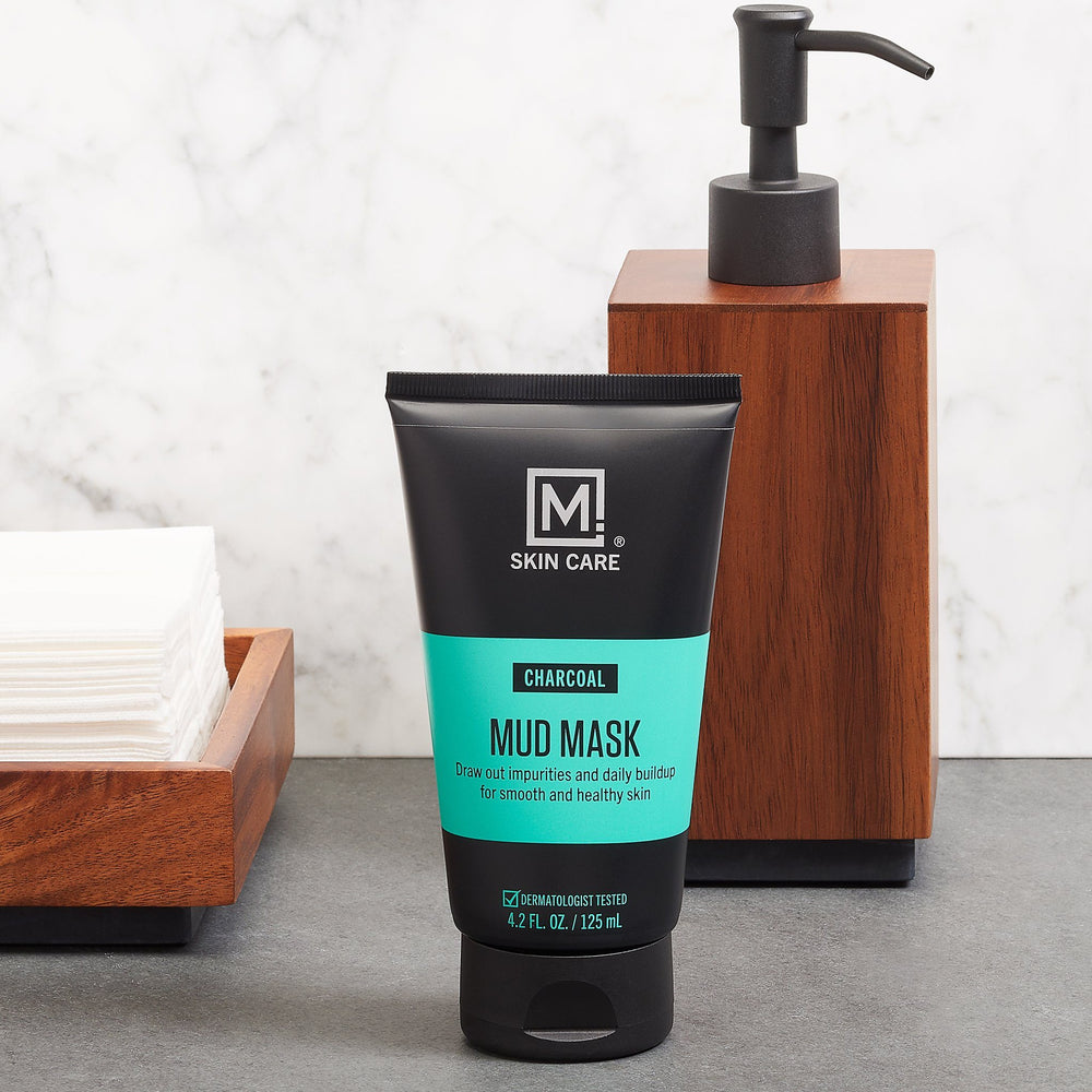 M. Skin Care Charcoal Mud Mask