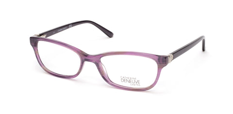 Catherine Deneuve - CD0418 Lilac Eyeglasses / Demo Lenses