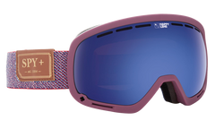 Spy - Marshall Hunter Red Snow Goggles / Happy Rose Dark Blue Spectra + Happy Gray Green Lucid Red Lenses