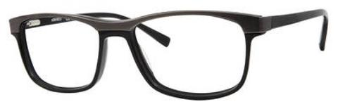 Adensco - Ad 120 54mm Black Eyeglasses / Demo Lenses