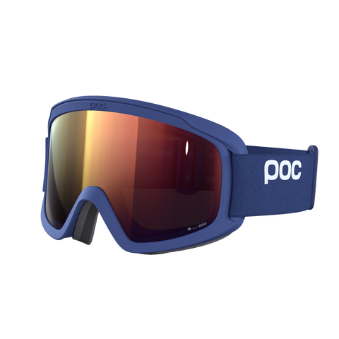 POC - Opsin Clarity Lead Blue Goggles / Spektris Orange Lenses