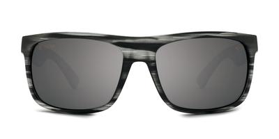 0e684d8ff5 Kaenon - Burnet Mid Matte Black Glacier Sunglasses   Ultra Grey 12 Black  Mirror Lenses