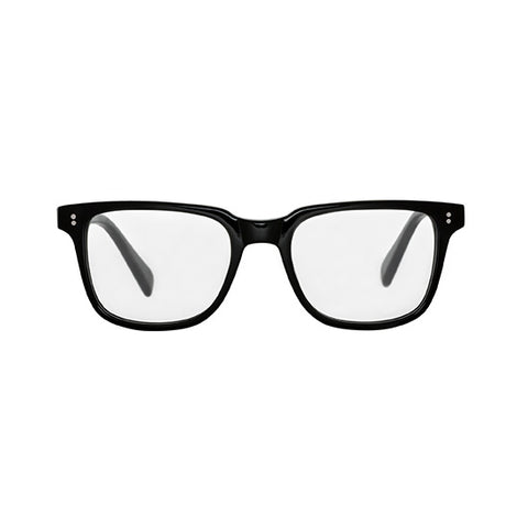 Spektre - Savoy Black Sunglasses / Clear Lenses