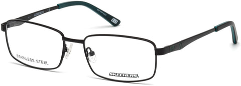 Skechers - SE3211 Matte Black Eyeglasses / Demo Lenses