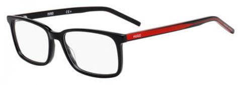 HUGO by Hugo Boss - Hg 1029 Black Red Gradient Eyeglasses / Demo Lenses