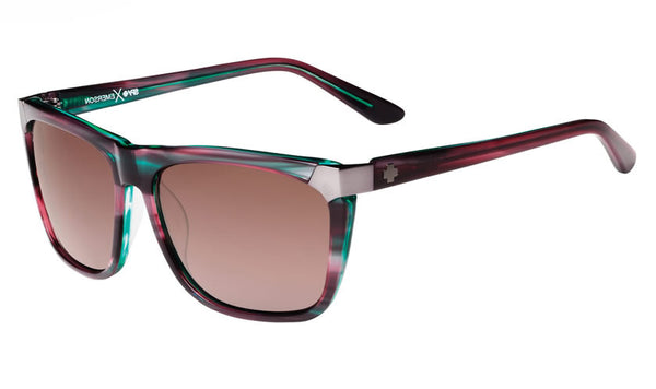 Spy - Emerson Green Sunset Sunglasses, Happy Bronze Fade Lenses