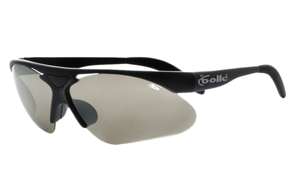 Bolle - Parole Matte Black Sunglasses, A-SES SET Lenses