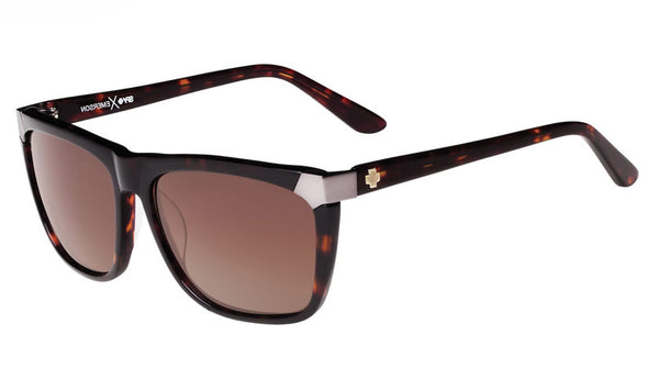 Spy - Emerson Dark Tort Sunglasses, Happy Bronze Lenses