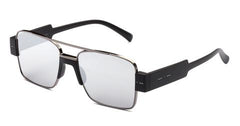 Italia Independent - Sebastian Black Sunglasses / Silver Mirror Lenses