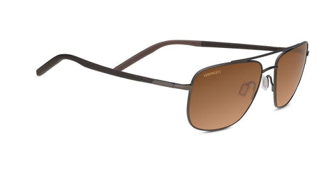 Puma - PU0101S Black + Havana Sunglasses / Copper Lenses