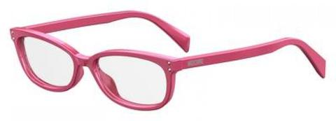 Moschino - Mos 536 Fuchsia Eyeglasses / Demo Lenses