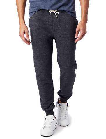 Alternative Apparel - Dodgeball Eco Fleece Eco Black Pants