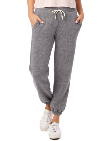 Alternative Apparel - Classic Eco-Fleece Eco Grey Sweatpants