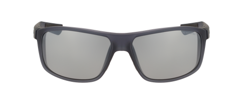 Nike - Premier 8.0 EV0792 Matte Anthracite Black Sunglasses / Grey Silver Flash Lenses