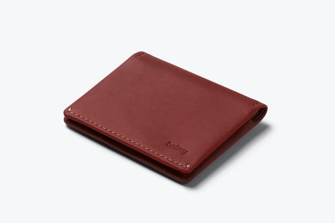 Bellroy - Slim Sleeve Red Earth Wallet