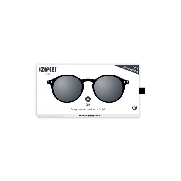 Izipizi - #D Black Reader Eyeglasses / +1.50 Lenses