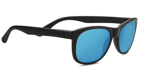 032b5da82d Serengeti - Anteo Satin Black Sunglasses   Polarized 555nm Blue Lenses