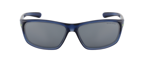 Nike - Varsity EV0821 Crystal Gym Blue Sunglasses / Silver Flash Lenses