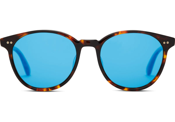 TOMS - Bellini Whiskey Tortoise Sunglasses / Black Diamond Lenses