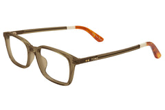 TOMS - Pierce Olive Crystal / Honey Tort Rx Glasses