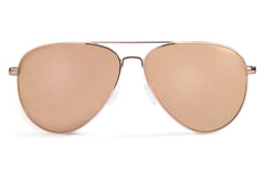 TOMS - Maverick 301 Bronze Sunglasses, Brown Gradient Lenses
