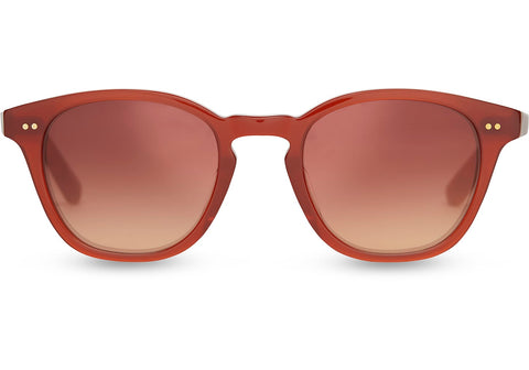 91c0702383522 TOMS - Wyatt Spice Bronze Sunglasses   Brown Double Gradient Mirror Lenses