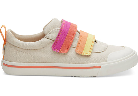 TOMS - Youth Doheny Natural Horizon Canvas Sneakers
